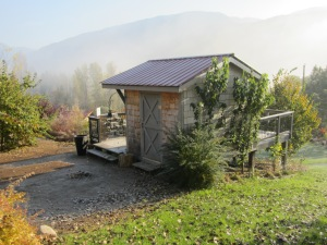 nursery shed